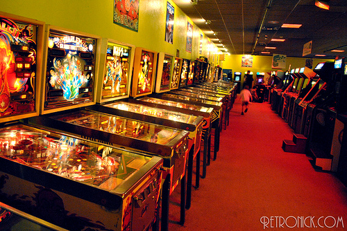 Think arcades are dead? Say that to its face!