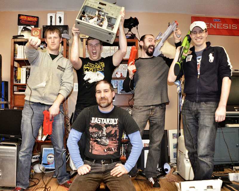 Recorded on: 06 January 2013 For the first show of the new year, the boys have an impromptu LAN party playing the starship bridge simulator, Artemis. We discuss the advantages, and disadvantages of playing games online from home, and lugging your rig to your buddies house for a weekend of...